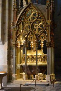 Sepulcro de Pedro el Grande en Santes Creus