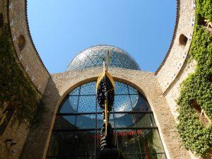 Interior del Teatro del Museo Dalí