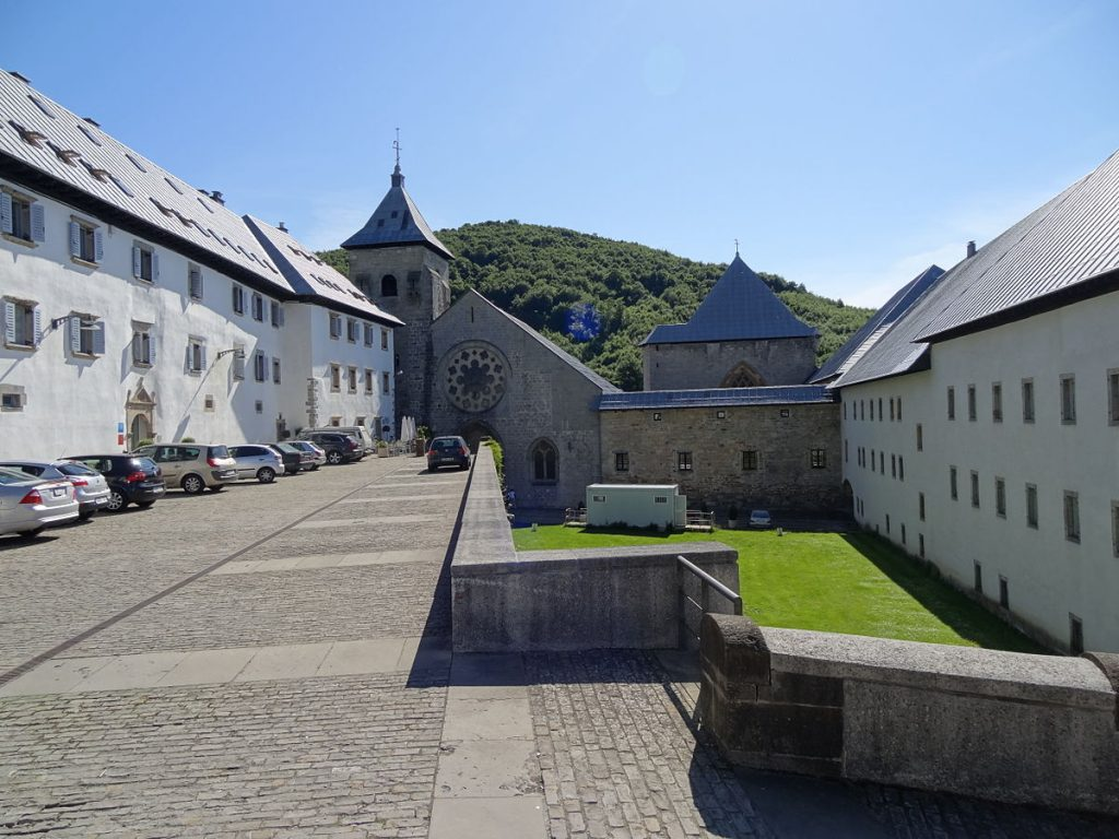 Roncesvalles - By Cherubino - Own work, CC BY-SA 3.0 es, https://commons.wikimedia.org/w/index.php?curid=28882085