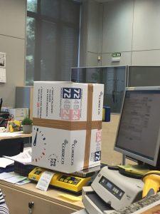 Paquete de correos