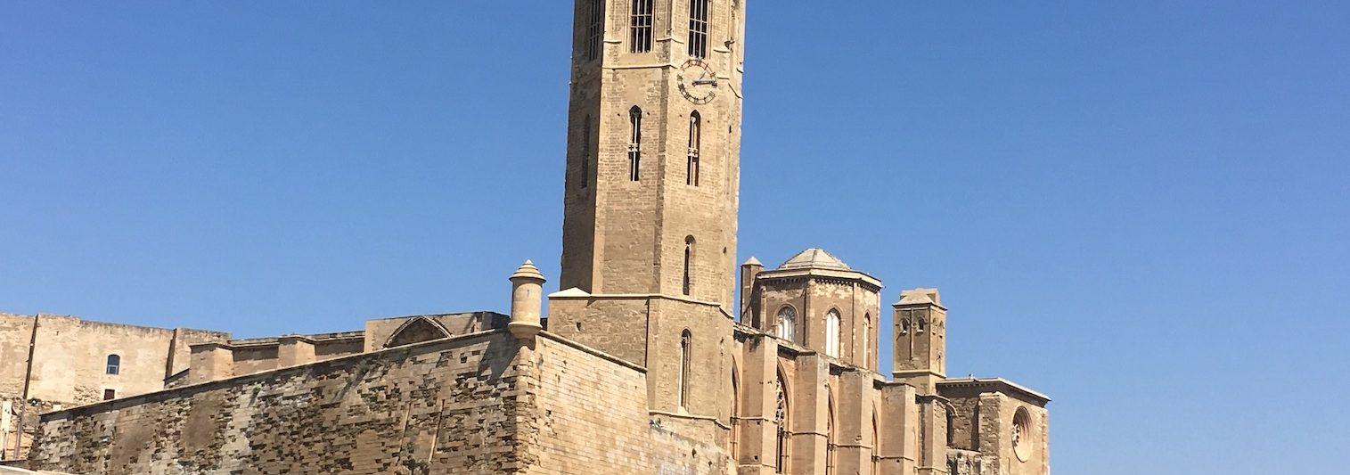 Lleida, catedral vieja