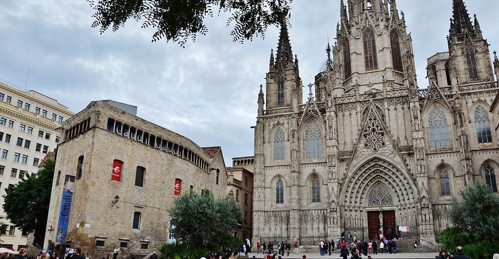 Visite guidée de la Cathédrale de Barcelone