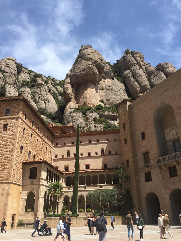 Visite guidée à Montserrat