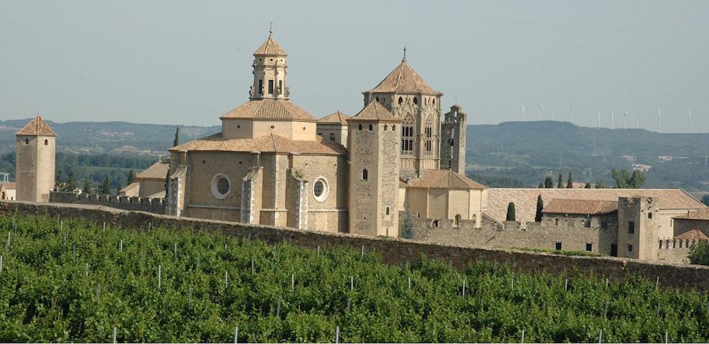 Visita guidata al monastero di Poblet