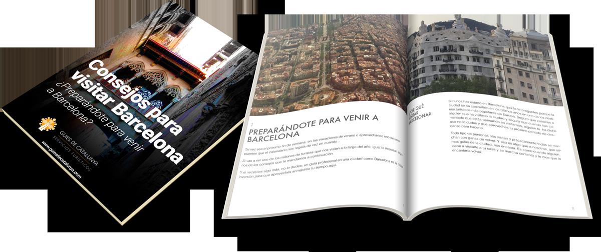 Descargar guía Consejos para visitar Barcelona