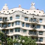 ·ラ·ぺドレーラ『ミラー邸』(La Pedrera – Casa Milà)