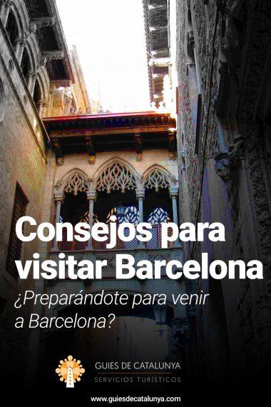 Consejos para visitar Barcelona