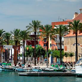 Tarragona. El Serrallo