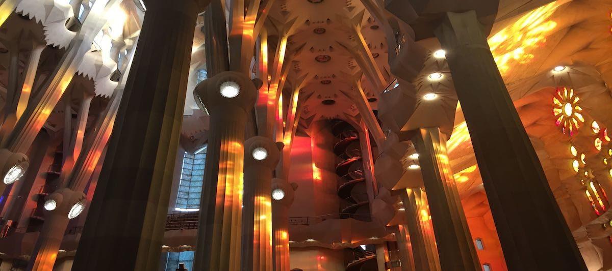 Visita guidata della Sagrada Familia