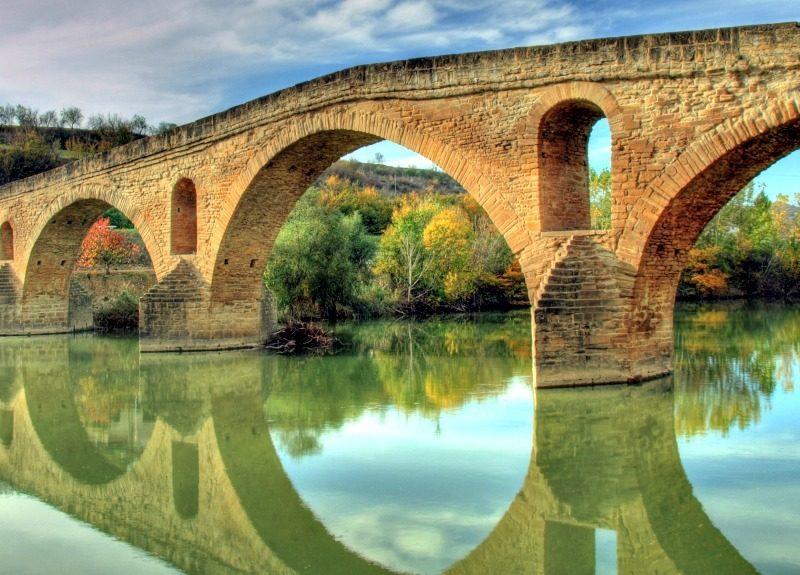 Puente La Reina, Navarra