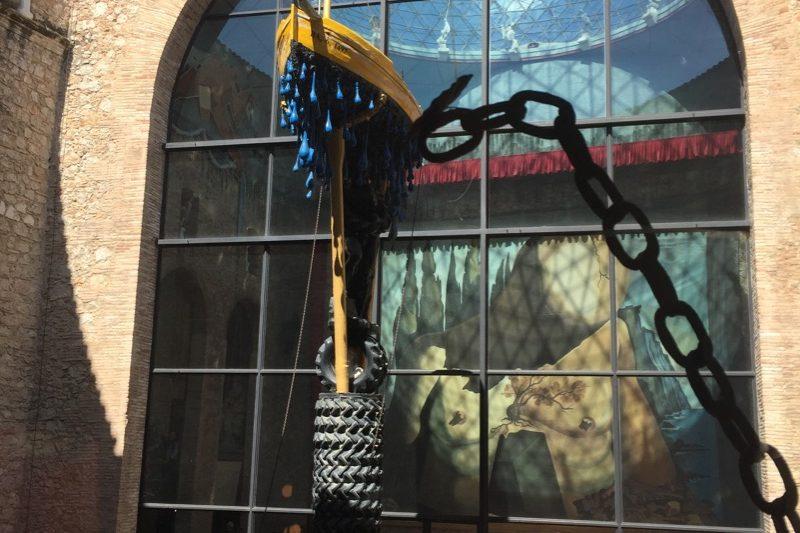 Visita guidata al museo di Salvador Dalí