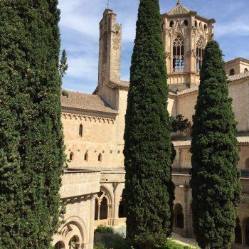 Campanarios del Monasterio de Poblet