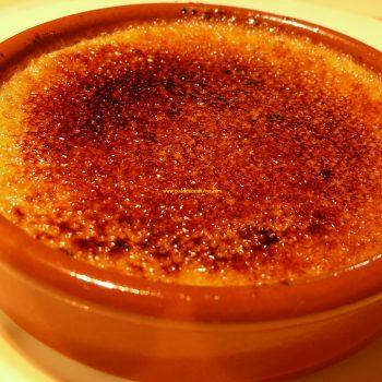 Crema Catalana per Sant Josep