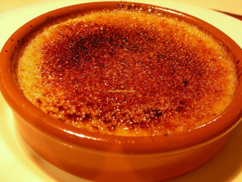 Crema Catalana para San José