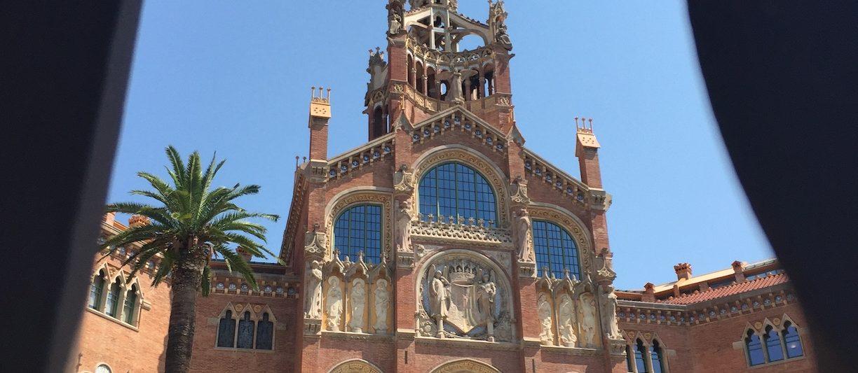 Visite guidée à l'Hôpital de Sant Pau avec un guide conferencier officiel