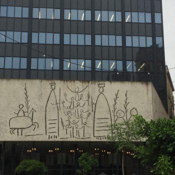 Sui passi di Picasso a Barcellona - Sede degli Architetti