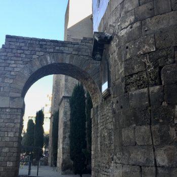 Acueducto de Barcino
