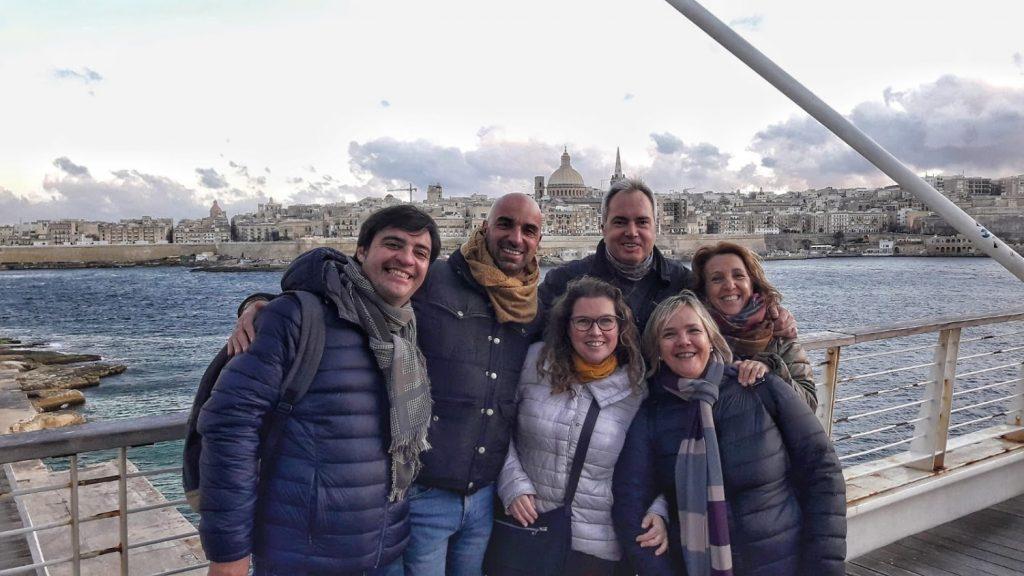 Guías oficiales de Barcelona - Guías de turismo profesionales - Guías habilitados - Malta