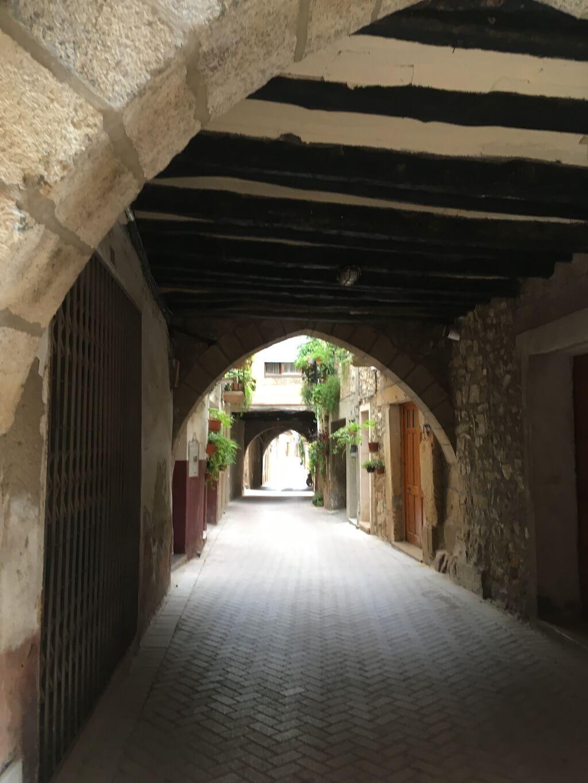 Visita guiada en Batea, pueblo medieval de la Terra Alta
