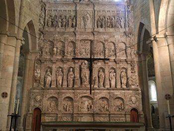 Visite guidée privée au Monastère de Poblet et son retable en albâtre du Sarral.