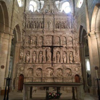 Visita guiada Monasterio de Poblet y al retablo mayor de alabastro de Sarral