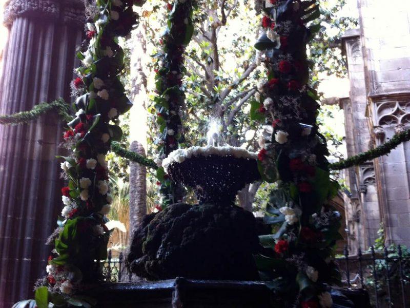 Visite guidee prive cathédrale Barcelone