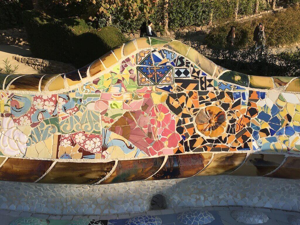 Visita guiada al Park Guell obra mestra de Gaudi a Barcelona