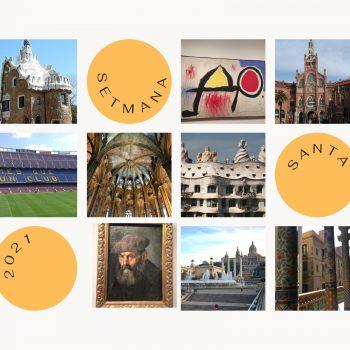 Horaris museus i monuments Setmana Santa 2021