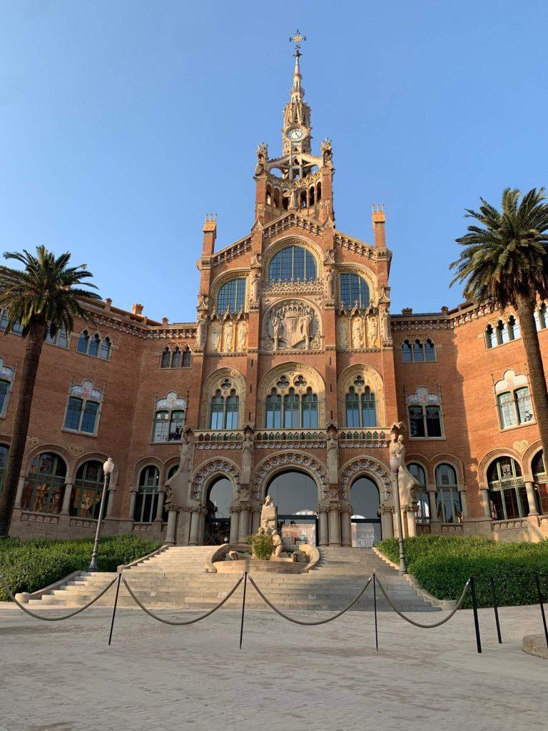 ·サン·パウ病院(Hospital de Sant Pau)