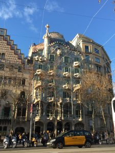 バトリョ邸 ガウディ バルセロナ