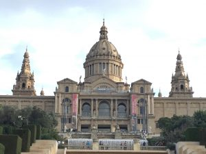 カタルーニャ美術館 バルセロナ